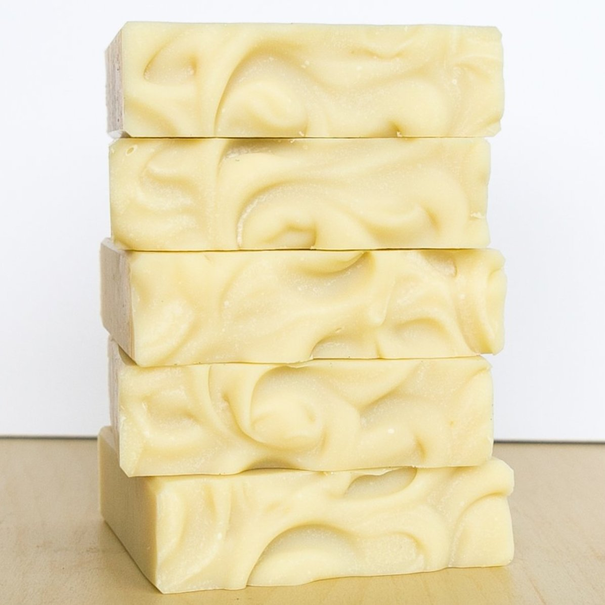 White Velvet Artisan Soap