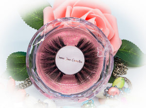 3D FAUX LUXURY MINK CRUELTY FREE EYELASHES-NIKKI