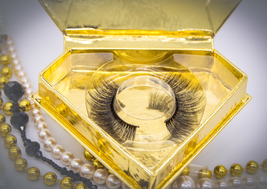 3D FAUX LUXURY MINK CRUELTY FREE EYELASHES-TIAMARIE