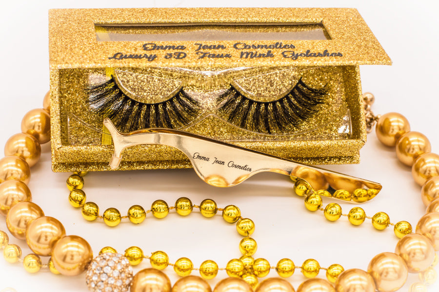 3D FAUX LUXURY MINK CRUELTY FREE EYELASHES-UTOPIA