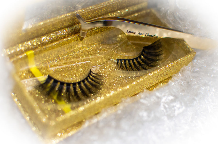 3D FAUX LUXURY MINK CRUELTY FREE EYELASHES-MARIANN