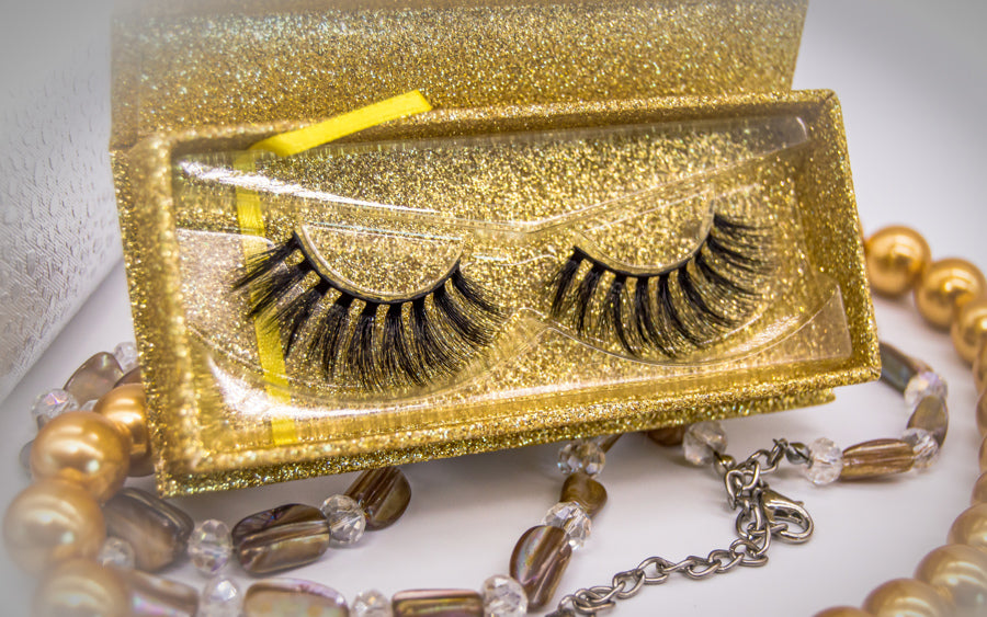 3D FAUX LUXURY MINK CRUELTY FREE EYELASHES-VICTORIA