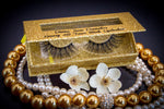 3D FAUX LUXURY MINK CRUELTY FREE EYELASHES-PHYLISS
