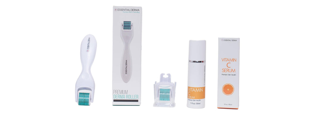 Acne Scarring Derma Roller Kit