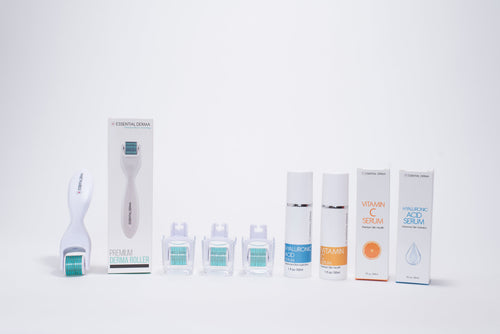 Pigmentation Correction Derma Roller Kit