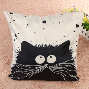 Kitty and Haerts Pillowcase