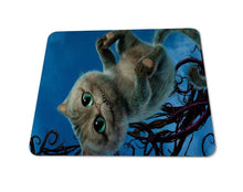 Modern Cheshire Cat Mouse Pad