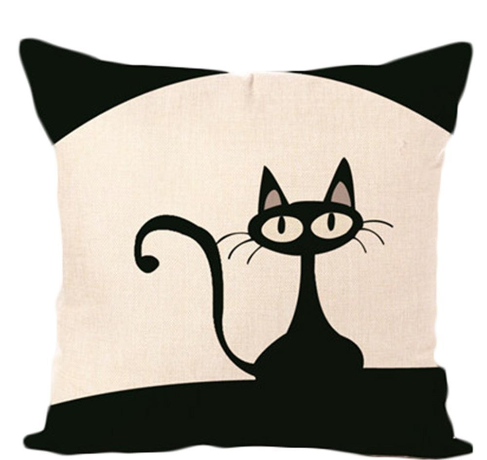 Sassy Cat Pillowcase