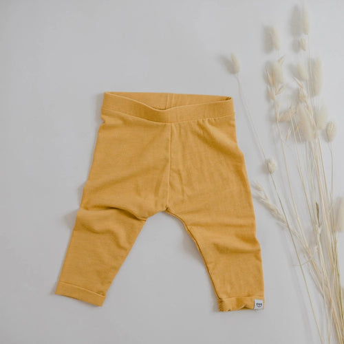 bamboo baby leggings