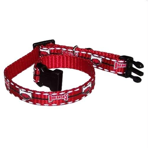Arkansas Razorbacks Cat Safety Collar