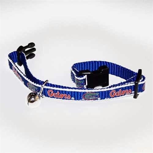Florida Gators Cat Safety Collar