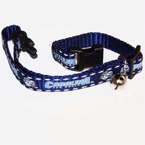 North Carolina Tarheels Cat Safety Collar
