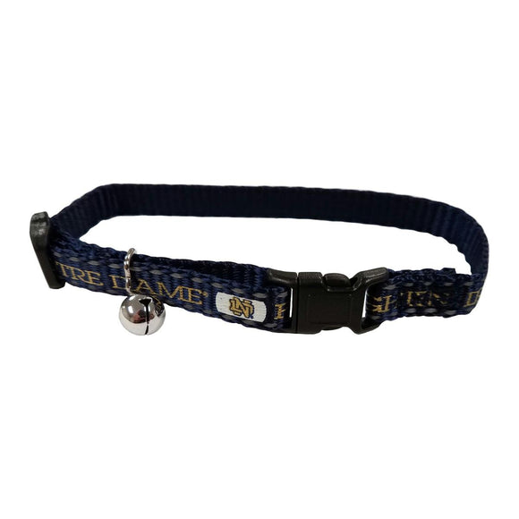 Notre Dame Fighting Irish Cat Safety Collar