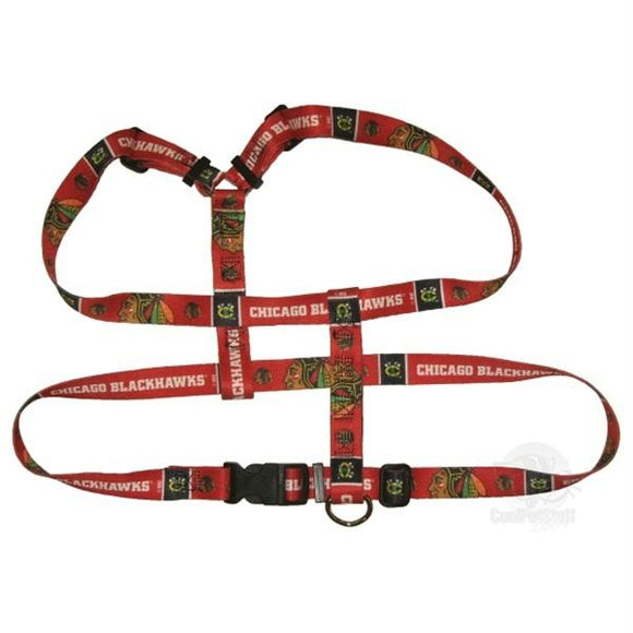 Chicago Blackhawks Pet Harness