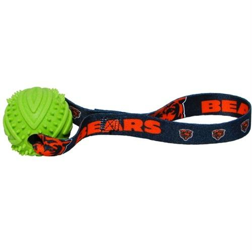 Chicago Bears Rubber Ball Toss Toy