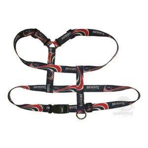 New England Patriots Pet Harness