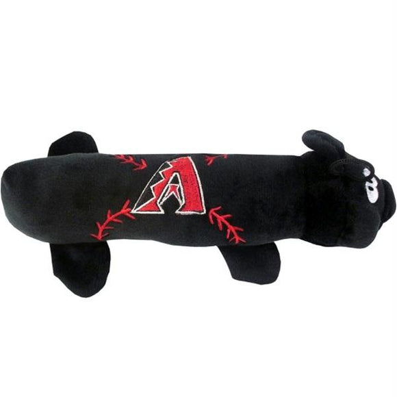 Arizona Diamondbacks Plush Tube Pet Toy