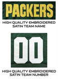 Green Bay Packers Premium Pet Jersey
