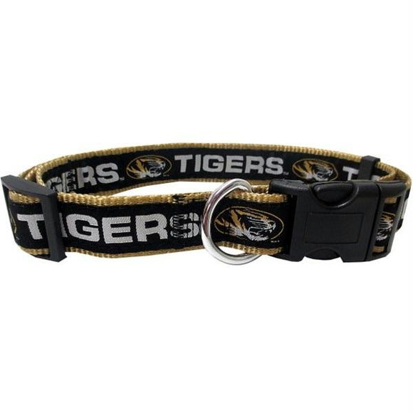 Missouri Tigers Pet Collar