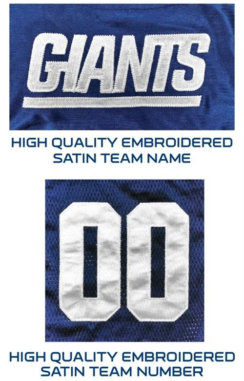 brand new 2f63f 8b5ef New York Giants Premium Pet Jersey