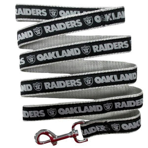 Oakland Raiders Pet Leash