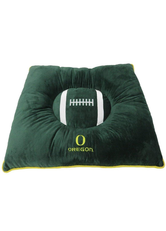 Oregon Ducks Pet Pillow Bed