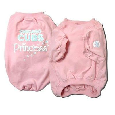 Chicago Cubs Princess Tee Shirt