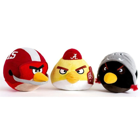 Alabama Crimson Tide Angry Birds