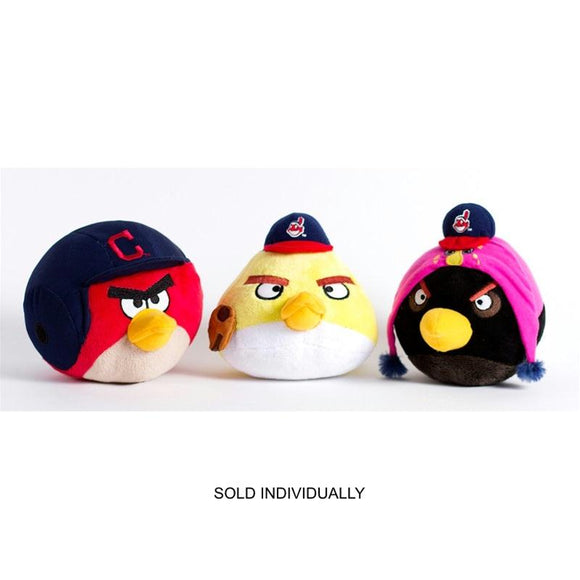 Cleveland Indians Angry Birds