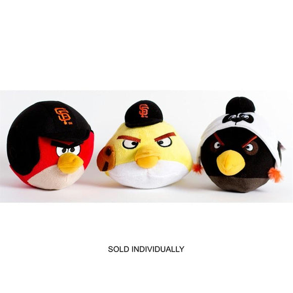 San Francisco Giants Angry Birds