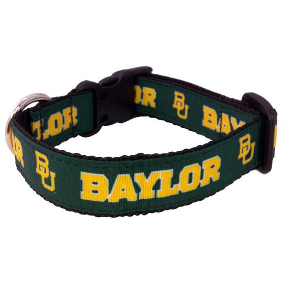 Baylor Bears Pet Collar