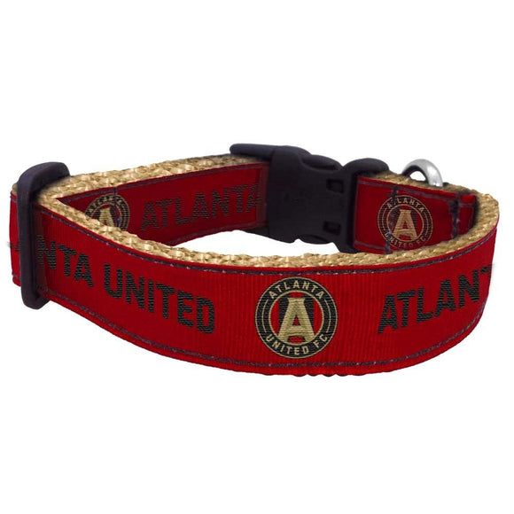 Atlanta United Pet Premium Collar