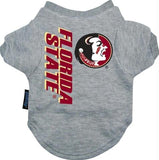 Florida State Seminoles Dog Tee Shirt