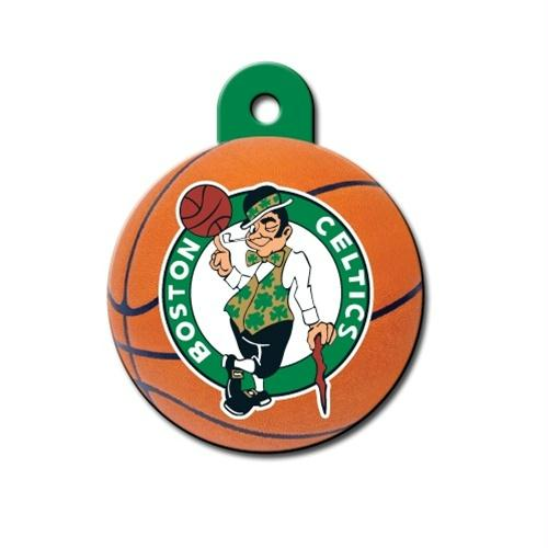 Boston Celtics Circle ID Tag