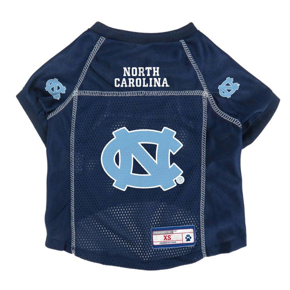 North Carolina Tarheels Pet Jersey