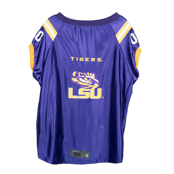 LSU Tigers Pet Premium Jersey