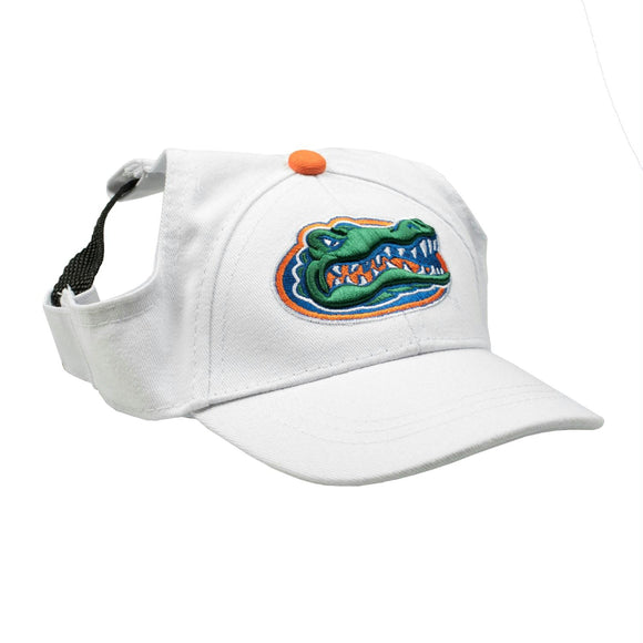 Florida Gators Pet Baseball Hat