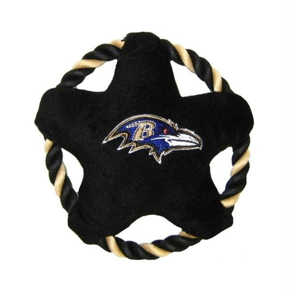 Baltimore Ravens Star Rope Disk