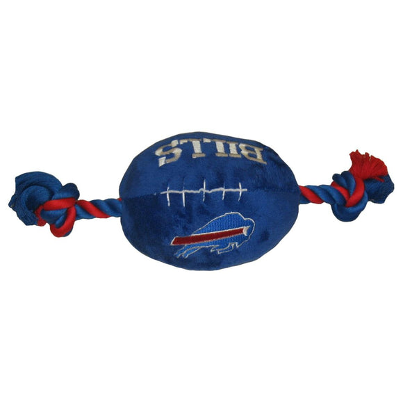 Buffalo Bills Football Pet Toy