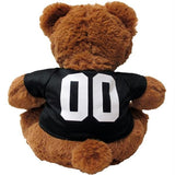 Carolina Panthers Teddy Bear Pet Toy