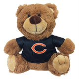 Chicago Bears Teddy Bear Pet Toy