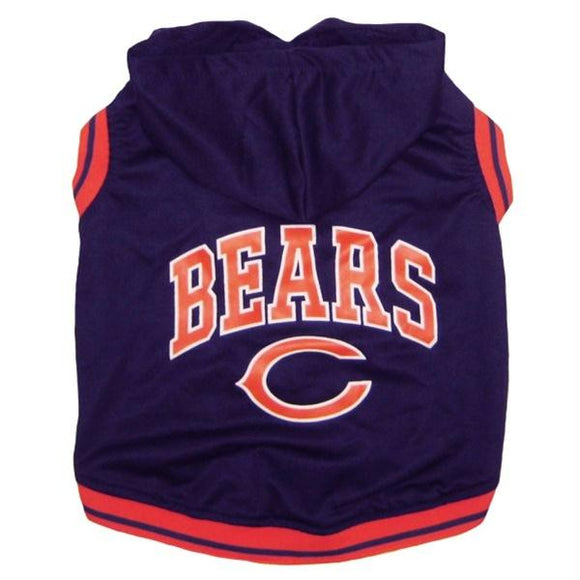 Chicago Bears Pet Hoodie Sweatshirt