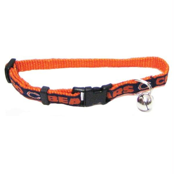 Chicago Bears Breakaway Cat Collar