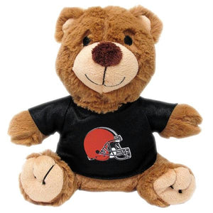 Cleveland Browns Teddy Bear Pet Toy