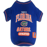 Florida Gators Pet Tee Shirt