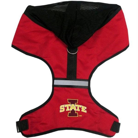 Iowa State Cyclones Pet Hoodie Harness