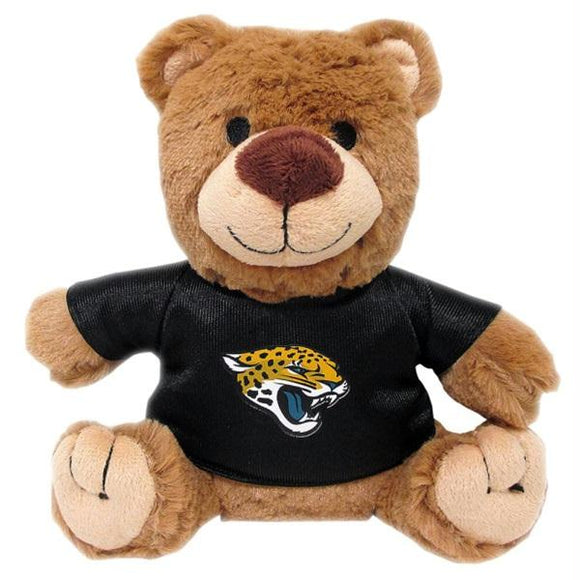 Jacksonville Jaguars Teddy Bear Pet Toy