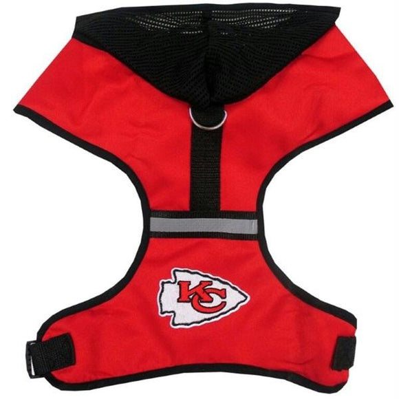 Kansas City Chiefs Pet Hoodie Harness