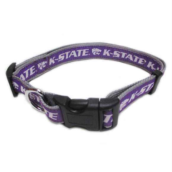 Kansas State Wildcats Pet Collar by Pets First