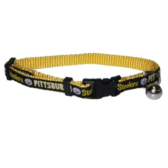 Pittsburgh Steelers Breakaway Cat Collar